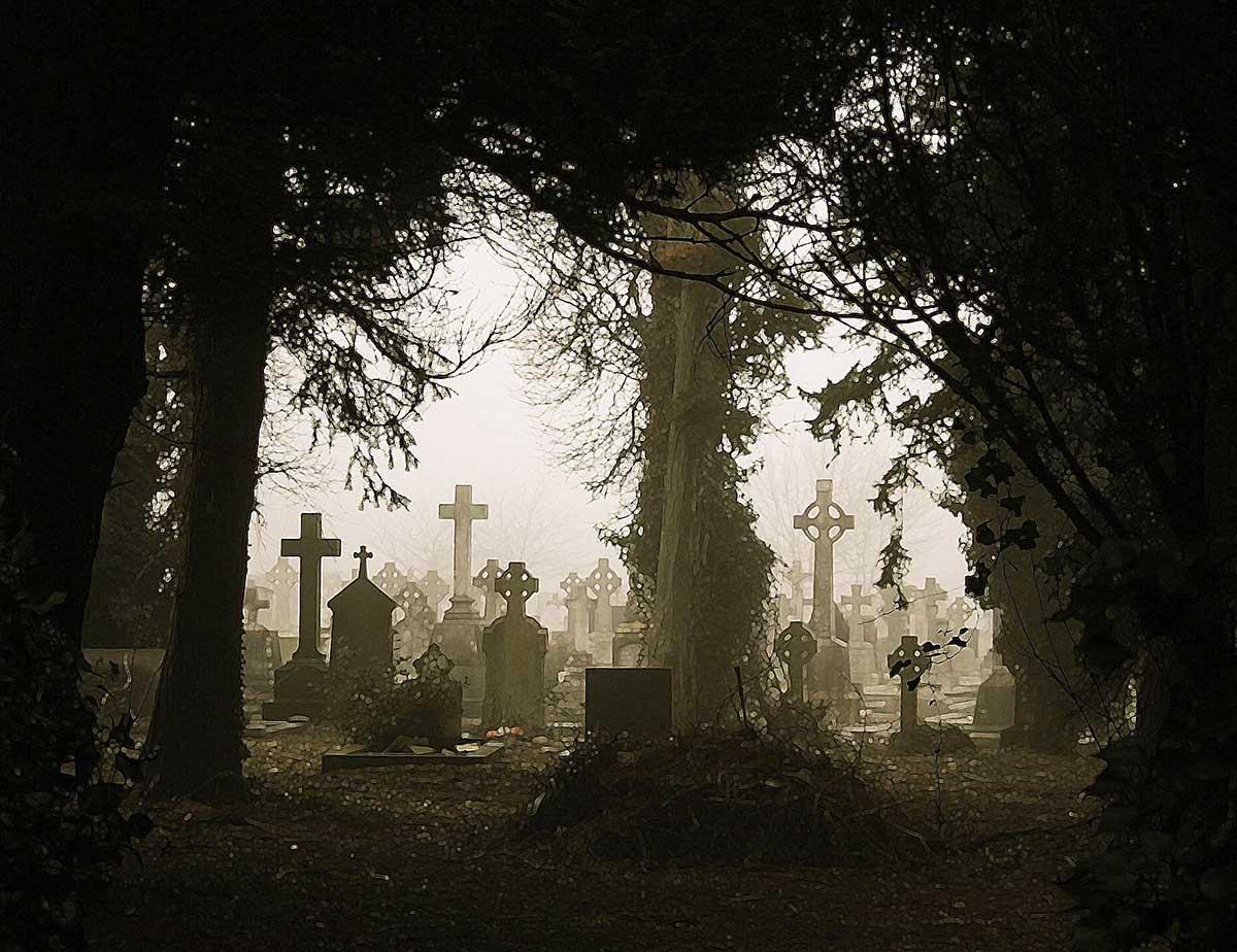 Раскрутка кладбищенского приворота