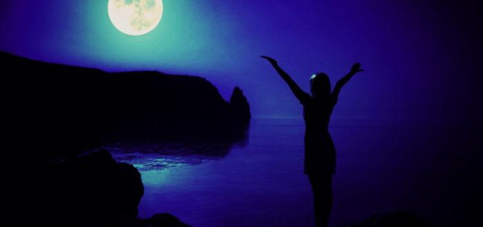 приворот на девушку на убывающую луну