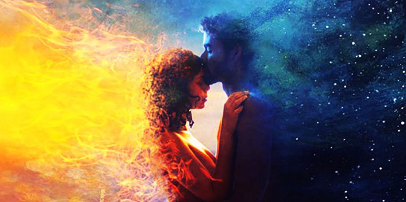 огонь любви